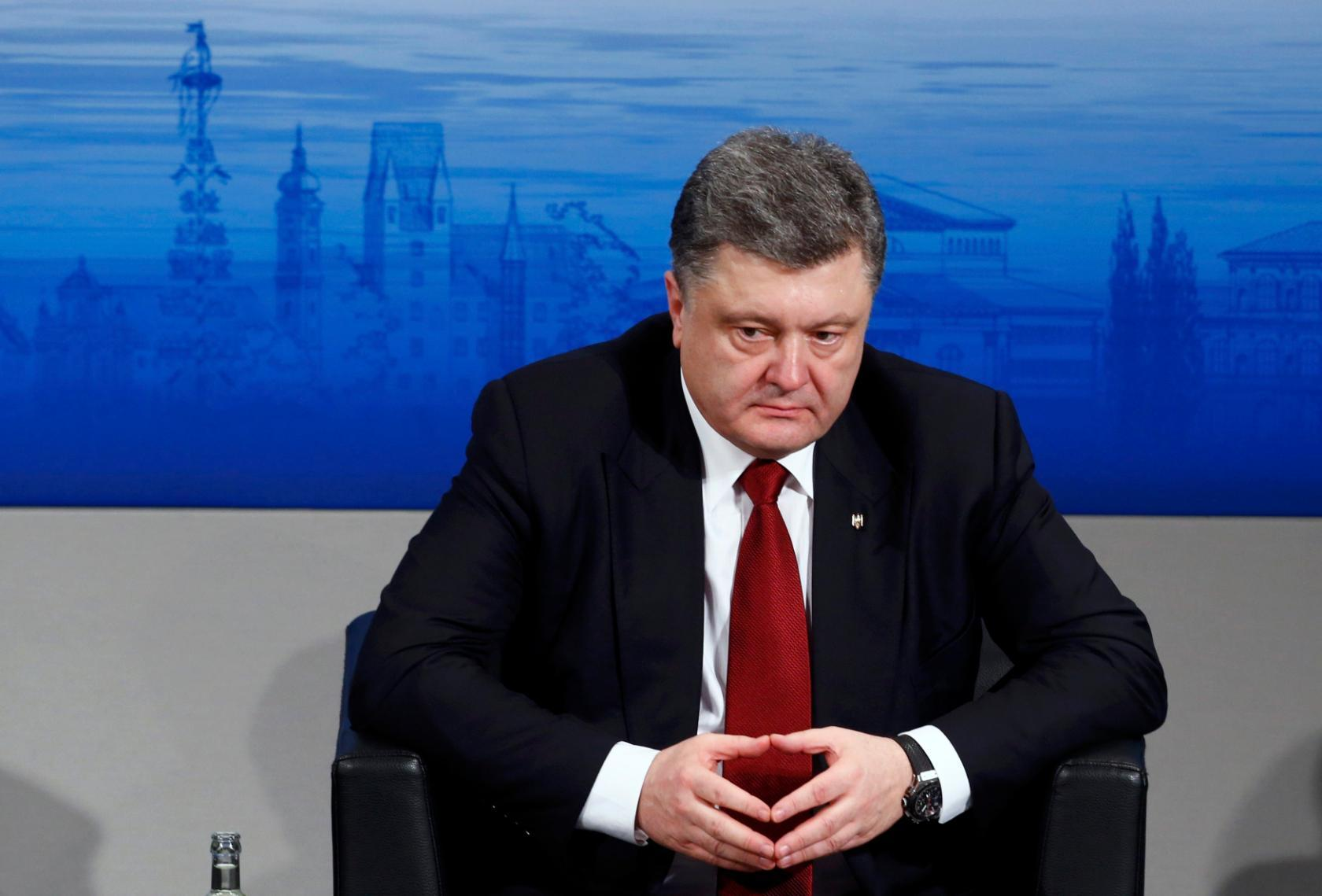 Petro Poroshenko did not come for questioning to the Prosecutor General
