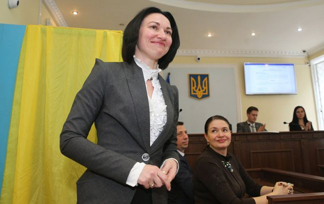 Elected the new head of the anti-corruption court